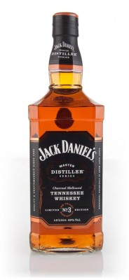 Jack Daniel's Master Distiller Series No. 3 1l Tennessee Whiskey