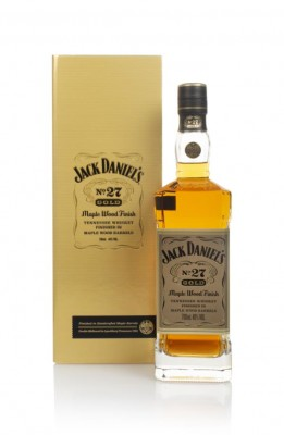 Jack Daniel's No. 27 Gold Tennessee Whiskey