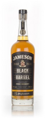 Jameson Black Barrel Blended Whiskey