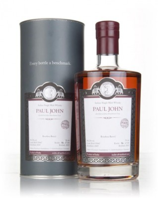 Paul John 2009 (bottled 2015) (cask 15067) - Malts of Scotland Single Malt Whisky