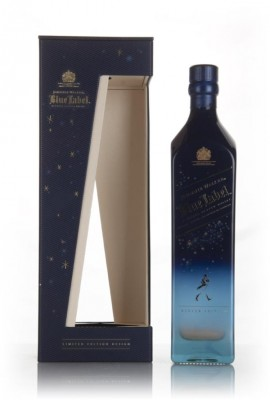 Johnnie Walker Blue Label - Winter Edition Blended Whisky