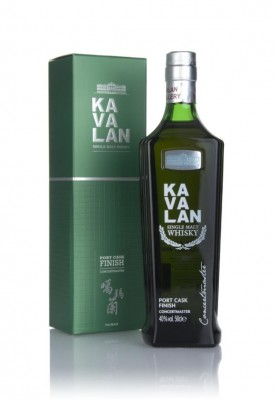 Kavalan Concertmaster - Port Cask Finish (50cl) Single Malt Whisky
