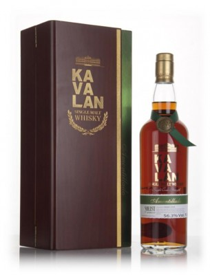 Kavalan Solist Amontillado Cask Single Malt Whisky