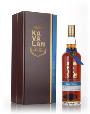 Kavalan Solist Pedro Ximenez Cask (57.1%) Single Malt Whisky