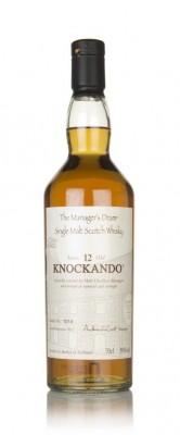 Knockando 12 Year Old - The Manager's Dram Single Malt Whisky