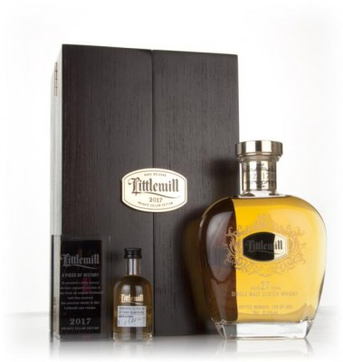 Littlemill 27 Year Old - Private Cellar Edition 2017 Single Malt Whisky