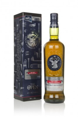 Loch Lomond The Open Special Edition Single Malt Whisky