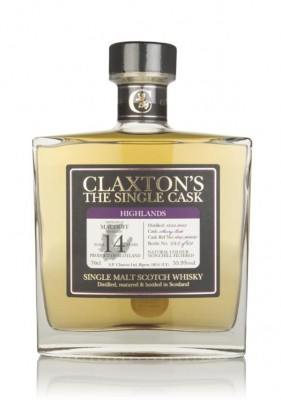 Macduff 14 Year Old 2003 - Claxton's Single Malt Whisky