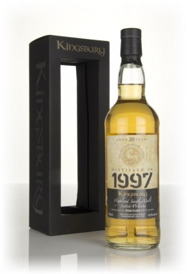Macduff 20 Year Old 1997 (cask 4130) - Kingsbury Single Malt Whisky