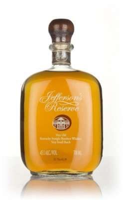 Jefferson's Reserve Bourbon Whiskey