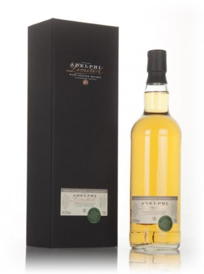 Miltonduff 33 Year Old 1983 (cask 7451) (Adelphi) Single Malt Whisky