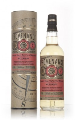 Miltonduff 7 Year Old 2009 (cask 11530) - Provenance (Douglas Laing) Single Malt Whisky