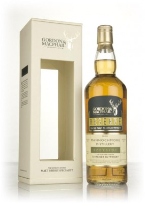 Mannochmore 23 Year Old 1993 (cask 6881) - Reserve (Gordon & MacPhail) Single Malt Whisky