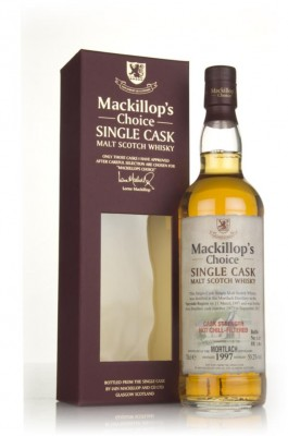 Mortlach 20 Year Old 1997 (cask 2977) - Mackillop's Choice Single Malt Whisky