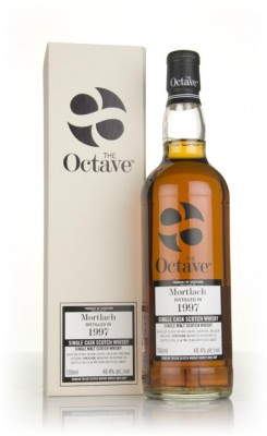 Mortlach 20 Year Old 1997 (cask 7911318) - The Octave (Duncan Taylor) Single Malt Whisky