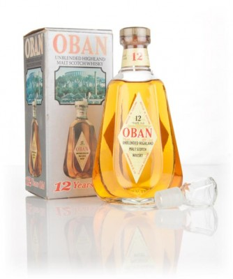 Oban 12 Year Old (Old Bottling) Single Malt Whisky
