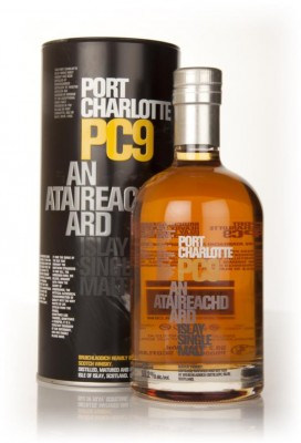 Port Charlotte PC9 Single Malt Whisky