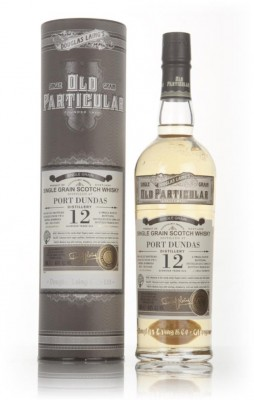 Port Dundas 12 Year Old 2004 (cask 11665) - Old Particular (Douglas La Grain Whisky