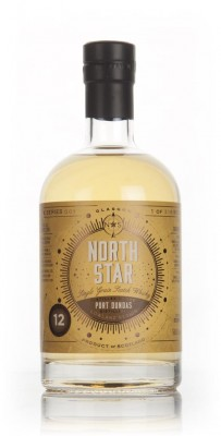 Port Dundas 12 Year Old 2004 - North Star Spirits Grain Whisky