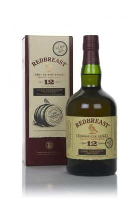 Redbreast 12 Year Old Cask Strength - Batch B1/19 Single Pot Still Whiskey