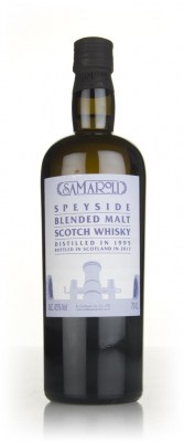 Speyside 1995 (bottled 2017) - Samaroli Blended Malt Whisky