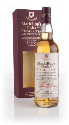 Scapa 23 Year Old 1991 (cask 1191) - Mackillop's Choice Single Malt Whisky