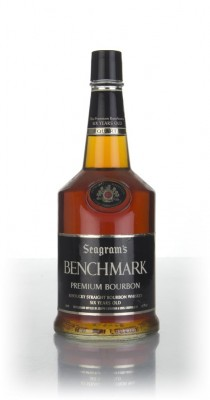 Seagram's Benchmark 6 Year Old (94.6cl) - pre-1964 Bourbon Whisky