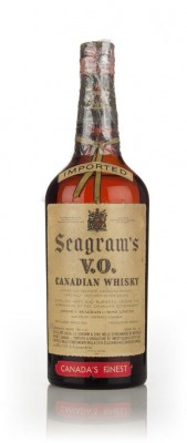 Seagram's V.O. - 1950s Blended Whisky