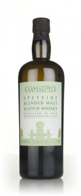 Speyside 1995 (bottled 2016) - Samaroli Blended Malt Whisky