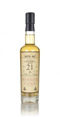 Strathmill 21 Year Old 1996 - Single Cask (Master of Malt) Single Malt Whisky