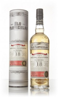Tamdhu 18 Year Old 1999 (cask 11764) - Old Particular (Douglas Laing) Single Malt Whisky