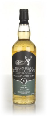 Tamdhu 8 Year Old - The MacPhail's Collection (Gordon & MacPhail) Single Malt Whisky