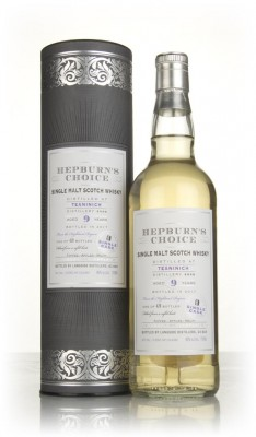 Teaninich 9 Year Old 2008 (bottled 2017) - Hepburn's Choice (Langside) Single Malt Whisky