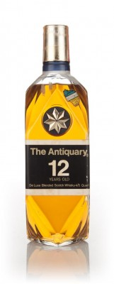The Antiquary 12 Year Old - 1960s Blended Whisky