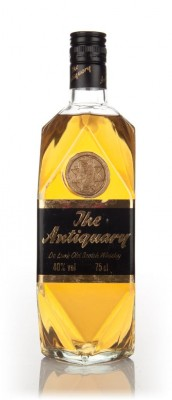 The Antiquary De Luxe Old Scotch Whisky - 1970s Blended Whisky