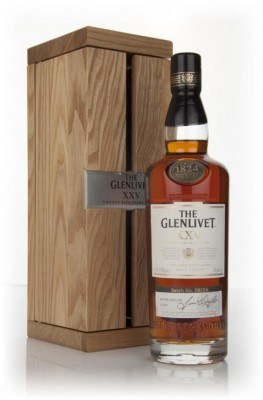The Glenlivet XXV (25 Year Old) Single Malt Whisky
