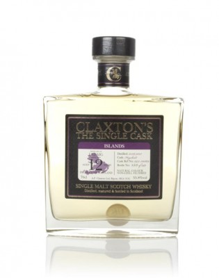 Ledaig 12 Year Old 2007 - Claxton's Single Malt Whisky