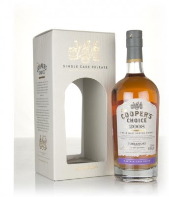 Tobermory 9 Year Old 2008 (cask 6669) - The Cooper's Choice (The Vinta Single Malt Whisky