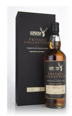 Tomintoul 1972  - Private Collection (Gordon & MacPhail) Single Malt Whisky