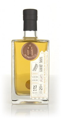 Tormore 21 Year Old 1995 (cask TM96VG) - The Single Cask Single Malt Whisky