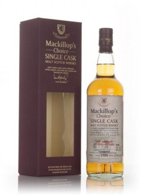 Tormore 26 Year Old 1988 (cask 4176) - Mackillop's Choice Single Malt Whisky