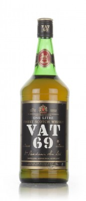 VAT 69 - 1970s 1l Blended Whisky