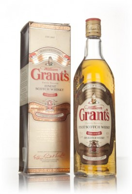 Grant's Special Family Reserve Finest (Boxed) - 1990s Blended Whisky