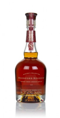 Woodford Reserve Master's Collection - Cherry Wood Smoked Barley Bourbon Whiskey