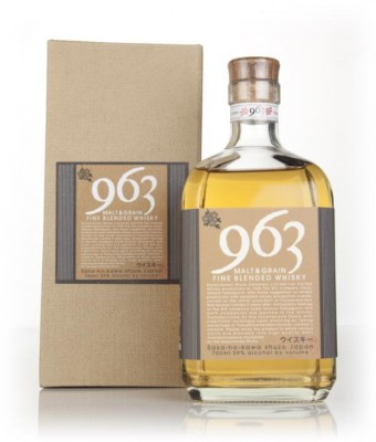 963 Malt & Grain Blended Whisky