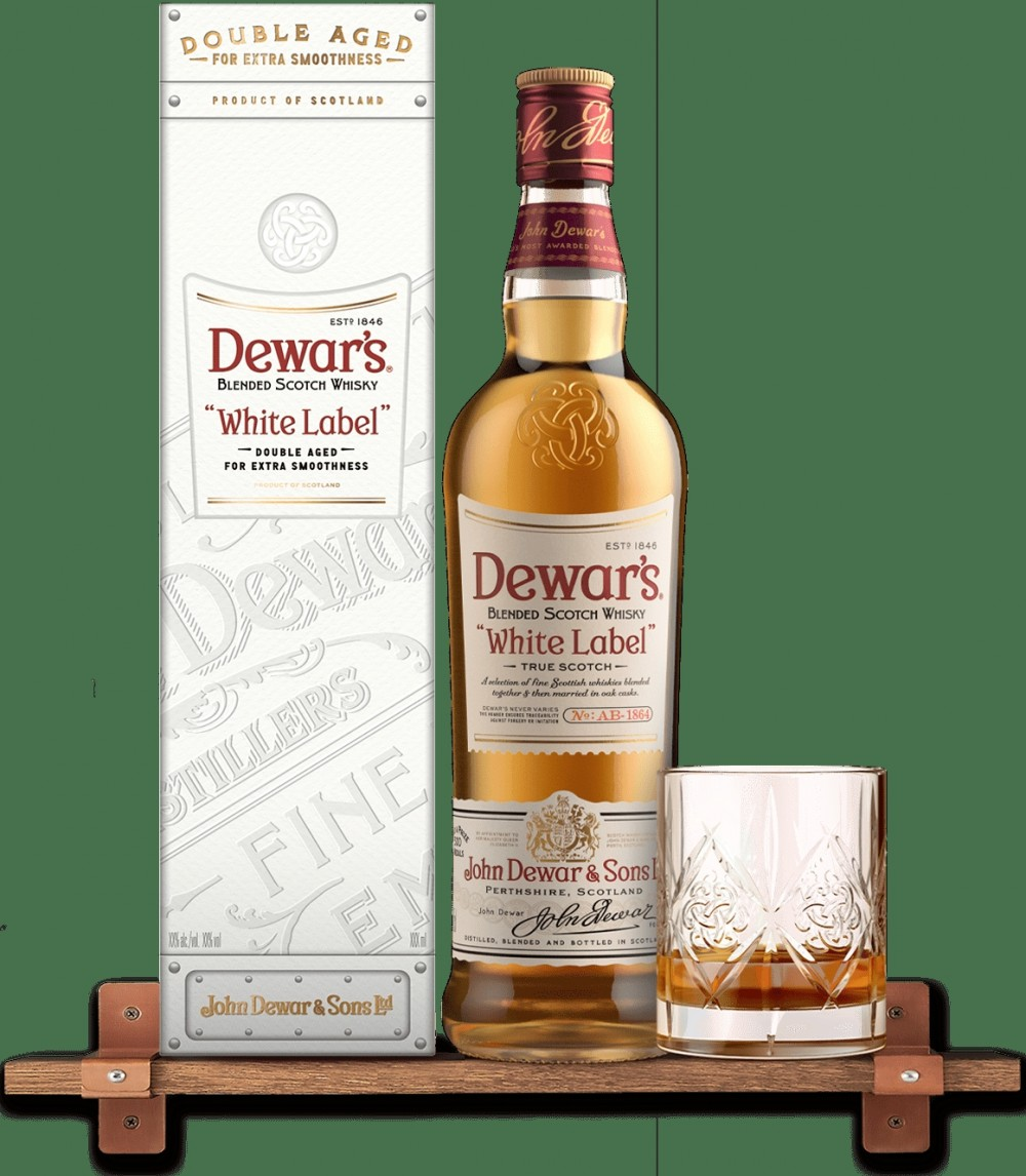 Review Of Dewar's White Label By @talexander
