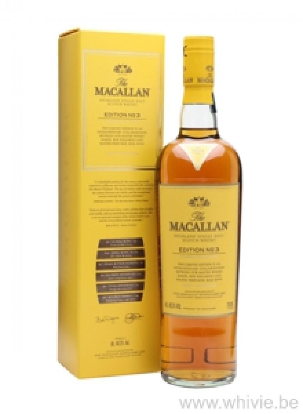 macallan edition no 4 lcbo
