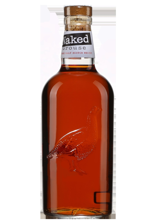 The Naked Grouse Blended Malt 0,70L (40% Vol.) - The