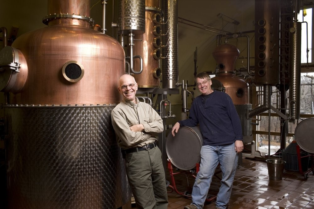 William Grant & Sons acquire Tuthilltown Spirits, producer of Hudson Whiskey