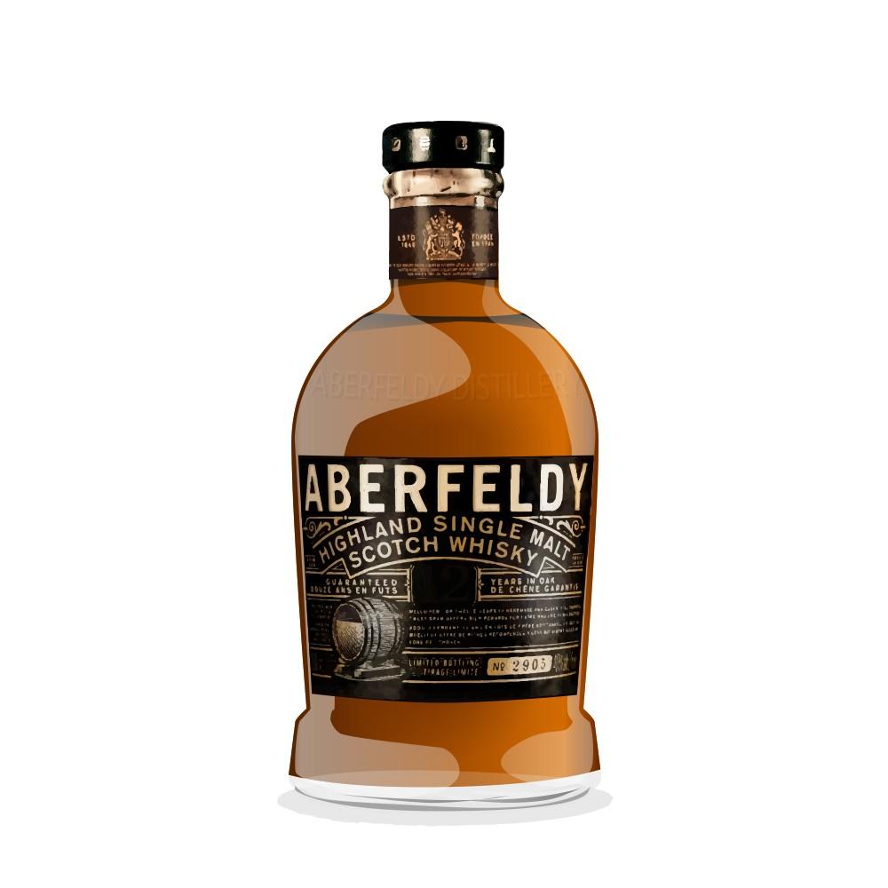 Aberfeldy 21 Year Old Reviews Whisky Connosr